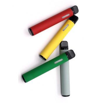 2ml Big Capacity empty Disposable Vape Pen 500 puffs with Custom vape Packaging
