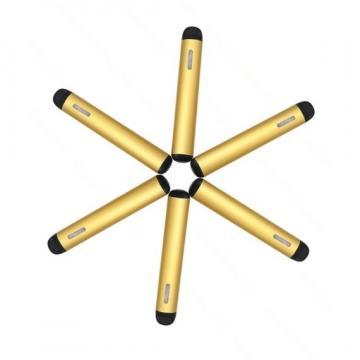 0.5ml Metal Tube Cbd Hemp Oil Disposable Vape Pen