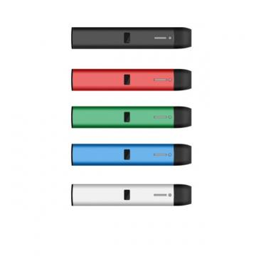 Top Airflow Cbd Vape 0.5ml 1.0ml V9 Ceramic Coil Cartridge