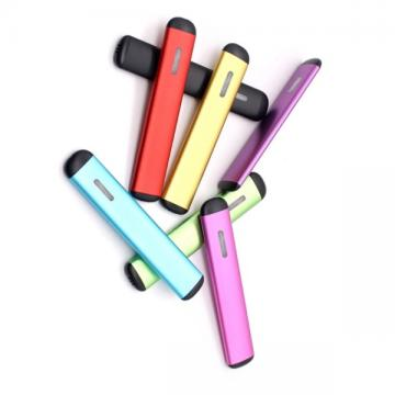 new disposable e cigarette 2019 closed system vape pens pod disposable